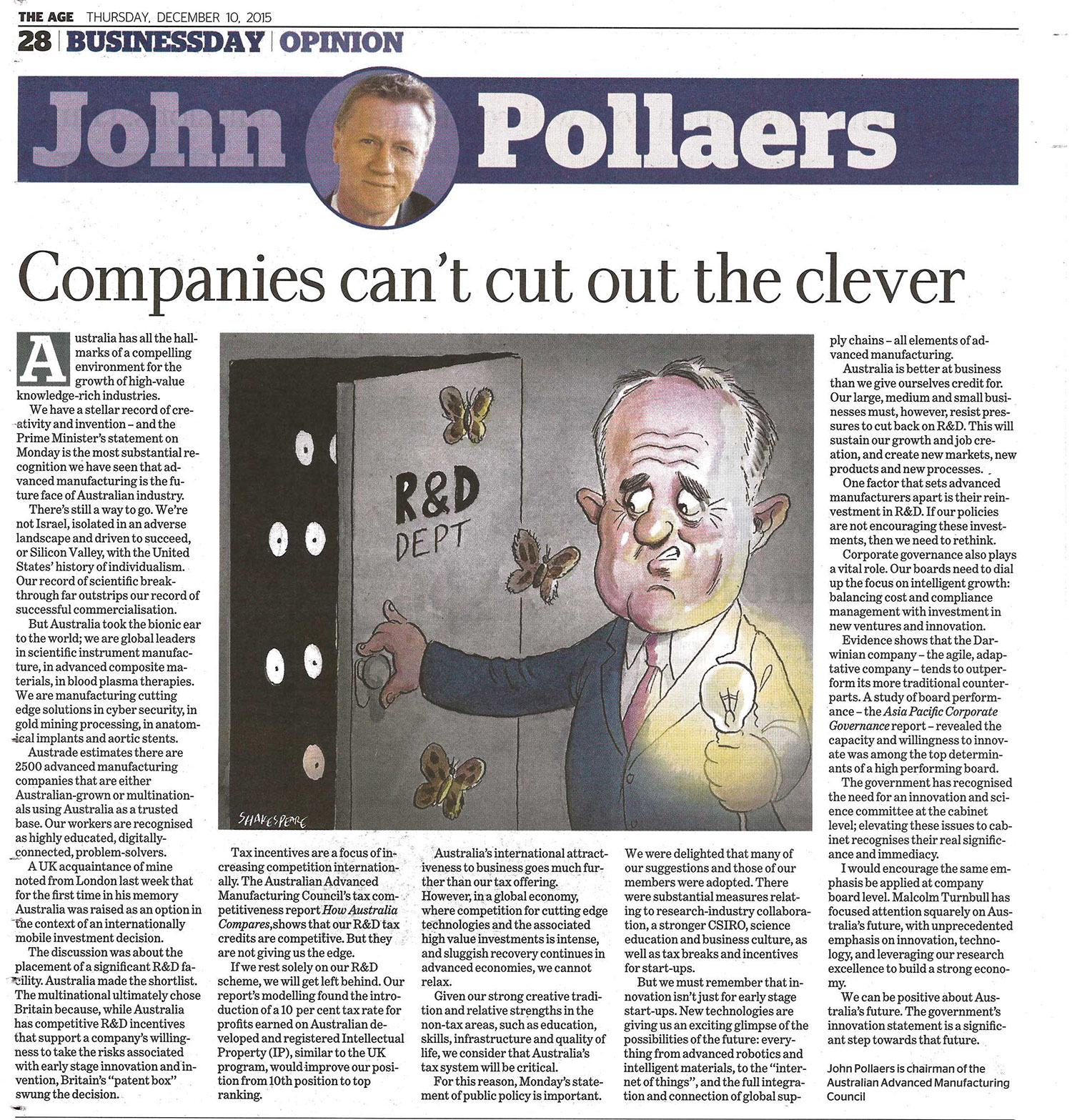 Pollaers-J-Companies-can't-cut-out-the-clever